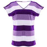 Aventura Women's Braelynn Short-Sleeve Top