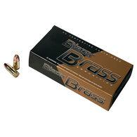 CCI Blazer Brass 9mm Luger 115 Grain FMJ RN Handgun Ammo (350)
