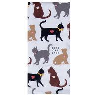 Kay Dee Designs Fur Real Pets Cat Double Duty Terry Towel
