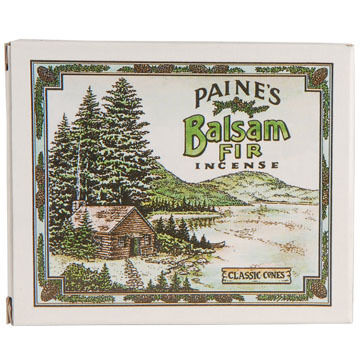 Paine Products Balsam Fir Incense Cones