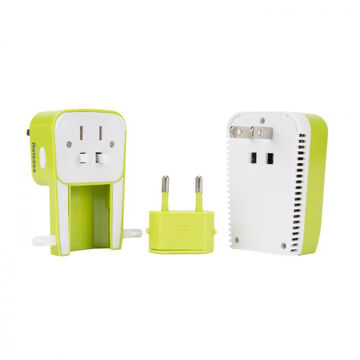 Travelon Universal 3-in-1 Adapter, Converter & USB Charger