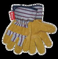 Kinco Kids Youth Grain Pigskin Leather Palm Glove