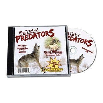 Quaker Boy Talkin' Predators Audio CD