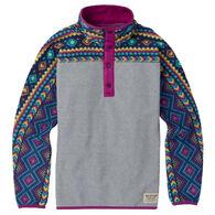 Burton Girl's & Boy's Spark Anorak Fleece Pullover Jacket