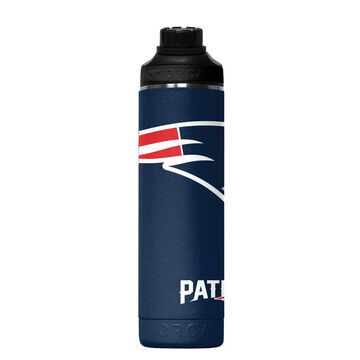 ORCA New England Patriots Hydra 22 oz. Stainless Steel Insulated Bottle