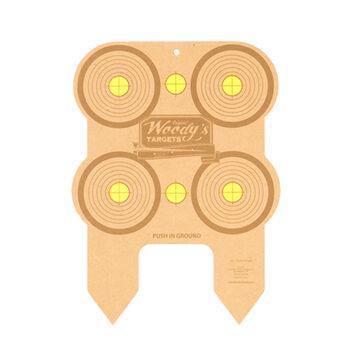 Woodys Recycled Wood Multi-Target - 2 Pk.