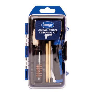 DAC Technologies GunMaster 14-Piece 45 Cal. Pistol Cleaning Kit