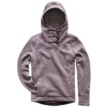 The North Face Womens Crescent Hooded Pullover Fleece