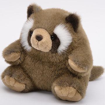 Unipak Designs Plush Fatsso Raccoon