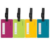 Travelon Assorted Color Luggage Tag - 4 Pk.