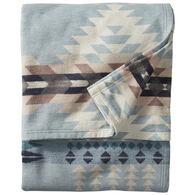 Pendleton Woolen Mills Organic Cotton Jacquard Blanket