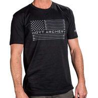 Hoyt Archery Men's Patriot Short-Sleeve T-Shirt