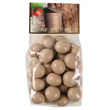 Wilbur's Of Maine Maple Malted Milk Balls, 8 oz.