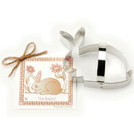 Ann Clark Tin Cookie Cutter - Rabbit