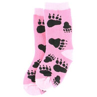 Lazy One Infant Bear Hug Sock