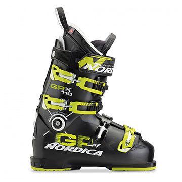 Nordica Mens GPX 110 Alpine Ski Boot - 15/16 Model