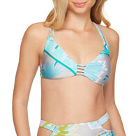 Sol Collective Women's Tropical Bralette Swimsuit Top