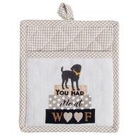 Kay Dee Designs Fur Real Pets Dog Embroidered Pocket Mitt