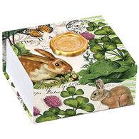 Michel Design Works Garden Bunny Noteblox