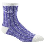 Woolrich Men's Aloe Vera Double Ragg Crew Sock