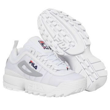 FILA Womens Disruptor 2 Monomesh Athletic Shoe