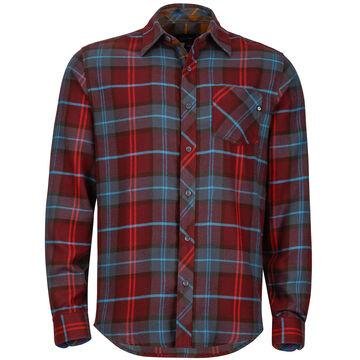 Marmot Men's Anderson Flannel Long-Sleeve Shirt