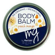 Mad Gab's MG Signature Peach Mango Body Balm