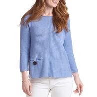 Habitat Women's Mix Stitch Pullover Sweater