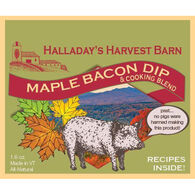 Halladay's Harvest Barn Maple Bacon Dip & Cooking Blend