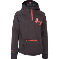 Under Armour Girls' ColdGear Infrared Dobson Half Zip Jacket