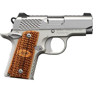Kimber Micro Raptor Stainless 380 ACP 2.75 7-Round Pistol
