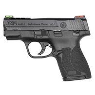 "Smith & Wesson Performance Center Ported M&P9 Shield M2.0 Hi Viz Sights 9mm 3.1"" 7-Round Pistol"