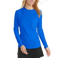 Coolibar Women's Long-Sleeve UPF+50 Swim Shirt