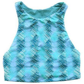 Carve Designs Womens Sanitas Reversible Bikini Top