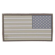 Maxpedition Reverse USA Large PVC Morale Patch