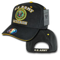 Rapid Dominance Men's Veteran U.S. Army Military Branch Cap