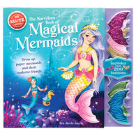 Klutz The Marvelous Book of Magical Mermaids Book Kit by Eva Steele-Saccio