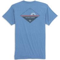 Fish Hippie Men's Tie Up Short-Sleeve T-Shirt