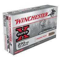 Winchester Super-X 270 Winchester 150 Grain Power-Point Rifle Ammo (20)