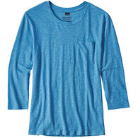 Patagonia Women's Mainstay 3/4-Long-Sleeve Shirt