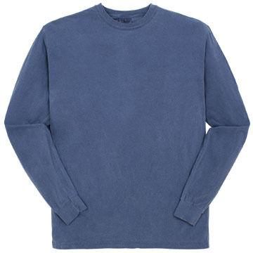 Alpha Men's No Pocket Long-Sleeve T-Shirt