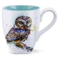 Big Sky Carvers Say Whet Owl Mug