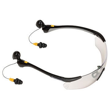 Browning Sound Shield Shooting Glasses w/ Integrated Hearing Protection