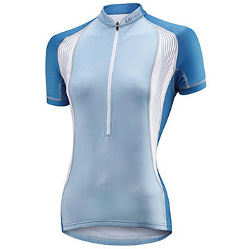 Liv Womens Vento Short-Sleeve Bicycle Jersey