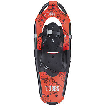 Tubbs Childrens Storm Recreational Snowshoe - Discontinued Model