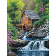 Outset Media Jigsaw Puzzle - Spring Mill