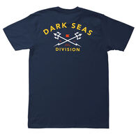 Grundens Men's Dark Seas Headmaster Short-Sleeve T-Shirt
