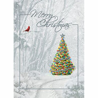 LPG Greetings Christmas Tree Boxed Christmas Cards