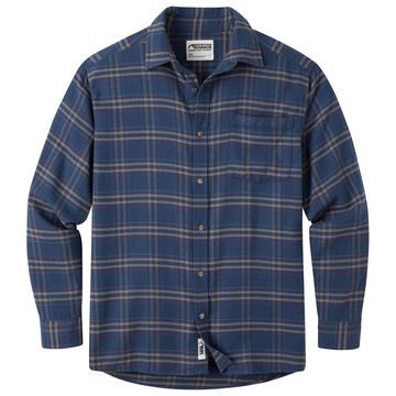 Mountain Khakis Men's Peden Plaid Long-Sleeve Shirt