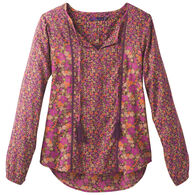 prAna Women's Faith Long-Sleeve Shirt